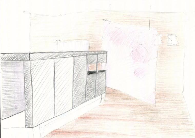 verandah projection screen