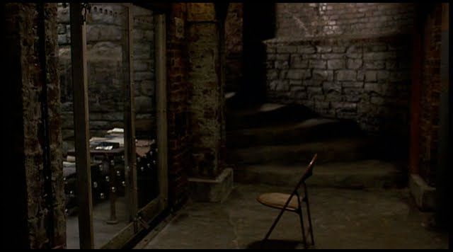 Max Sees Movies 74 The Silence Of The Lambs Where We See Only An Empty Chair