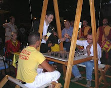 La Dama di Bacco a Vinci nel 2007