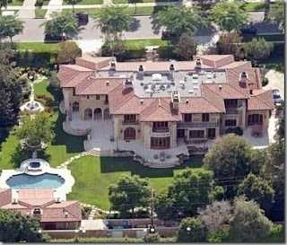 Jennifer Lopez and Marc-Anthony's house hot picture