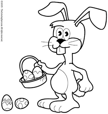 coloring pages for easter basket. art coloring page