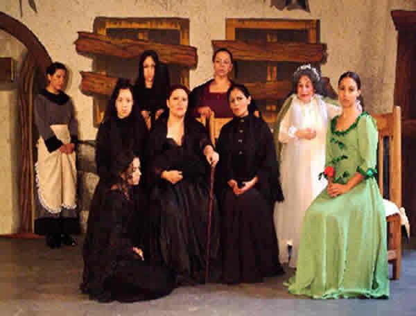 Lengua castellana y literatura: La casa de Bernarda Alba