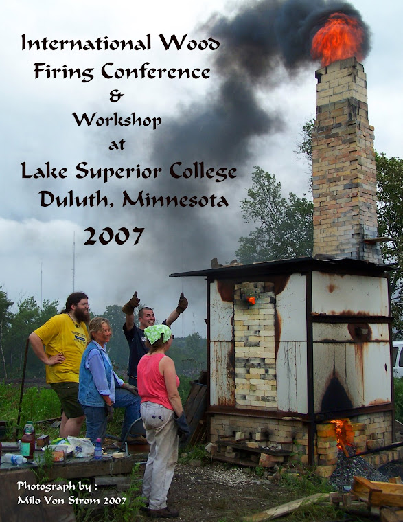 Internation Wood Firing Confernce and Workshop 2007