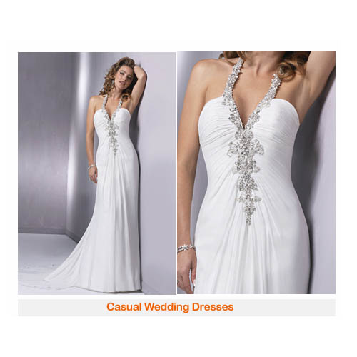 casual wedding dresses