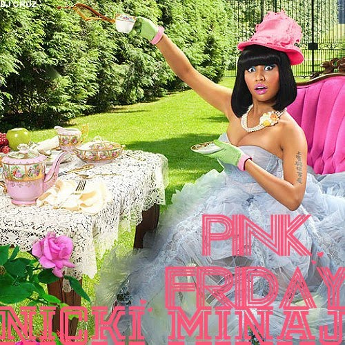 Minaj Super Bass Lyrics. bonus track off Nicki's Pink Friday album.