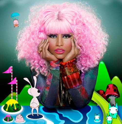 nicki minaj barbie world album cover. nicki minaj barbie world album