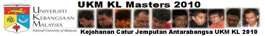 Kejohanan Catur Jemputan Antarabangsa UKM KL 2010