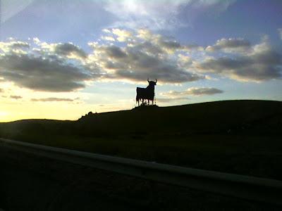 Foto realizada por JmpaSrgc en la autopista Sevilla-Jerez