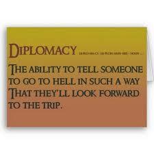 Diplomacy Blog