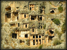 Rock Tombs, Demre