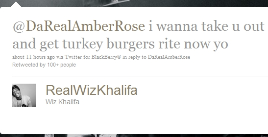 wiz khalifa and amber rose 2011. wiz khalifa and amber rose.