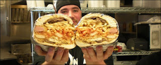 Is The Fat Sandwich Pany S Flagship It Big And Ugly