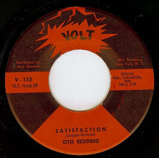 Otis Redding Satisfaction