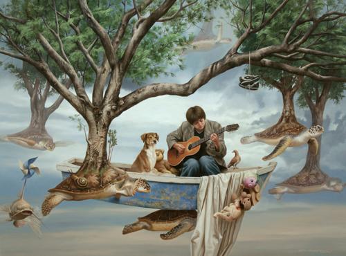 Canción bajo el árbol