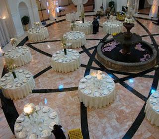 Westin Colonnade Coral Gables Rotunda ballroom