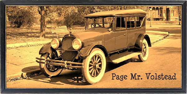 Page Mr. Volstead