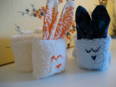 easter gifts for kids: introducing the boo-boo bunny (with sewing tutorial)