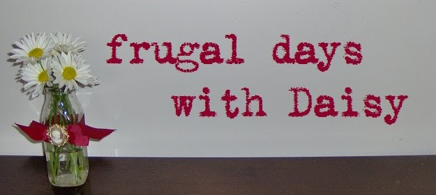 Frugal Days with Daisy