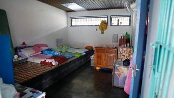 Schapelle Corby prison cell