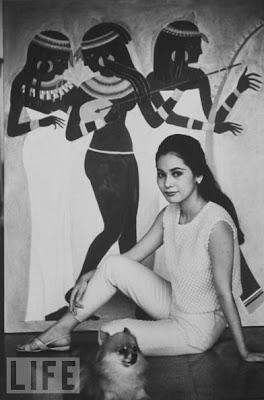 Dewi Sukarno, Life Magazine