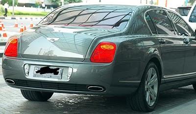 Bentley in Jakarta