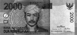 Rp2000 bank note