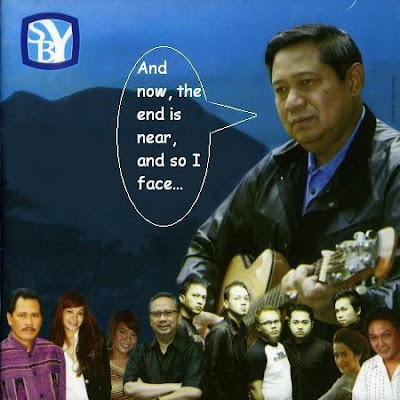 SBY new album