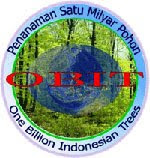 one billion trees in Indonesia