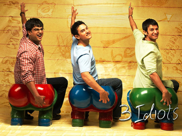 Download 3 Idiots (2009) Hindi Movie