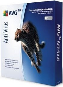 AVG Anti Vírus 8 (2009)