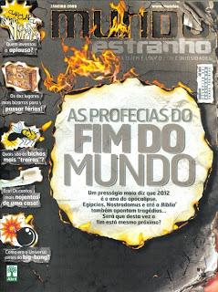 Revista Mundo Estranho - Janeiro de 2009