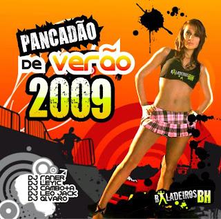 Pancadão de Verão 2009 (Tecnho - Funk)