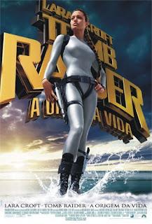 Tomb Raider: A Origem da Vida DVDRip (Dublado)