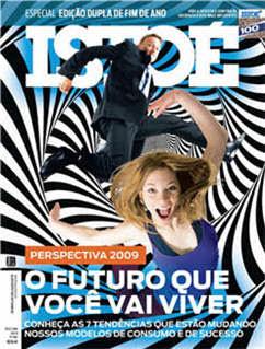 Revista Isto é - 31 de Dezembro de 2008