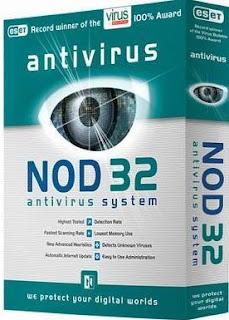 NOD32 ESET SmartSecurity - 3.0 657 (X86 e X64Bits)