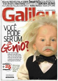 Revista Galileu - Janeiro de 2009