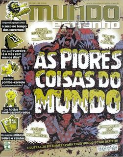 Revista Mundo Estranho - Fevereiro de 2009