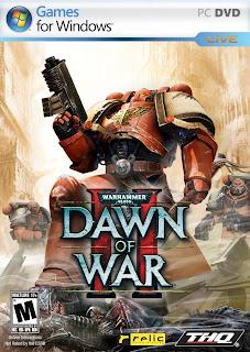 Warhammer 40000 Dawn of War 2 (PC Game)