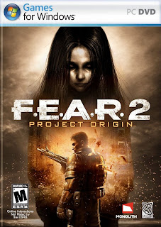 F.E.A.R 2 Project Origin (PC Game)