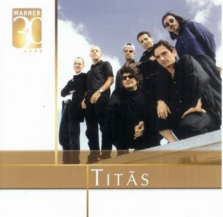 Titãs - Warner 30 anos