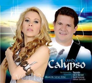 Banda Calypso - Amor Sem Fim Vol. 13