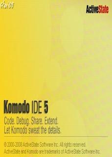 Komodo IDE 5.0.3 build 25622 Para Windows