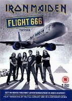 Iron Maiden Flight 666 - DVDRip
