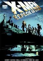 X-Men - Espécie em Extinção - 17 Eds - Saga Completa