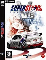 SuperStars V8 Racing - 2009 (PC Game)