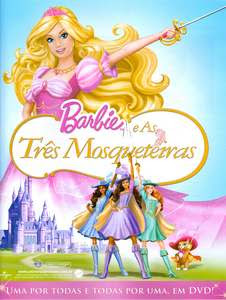barbie as tres mosqueteiras Download   Barbie e as Três Mosqueteiras Dual Audio – DVDRip