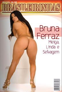 Bruna Ferraz – Revista Brasileirinhas - 2009