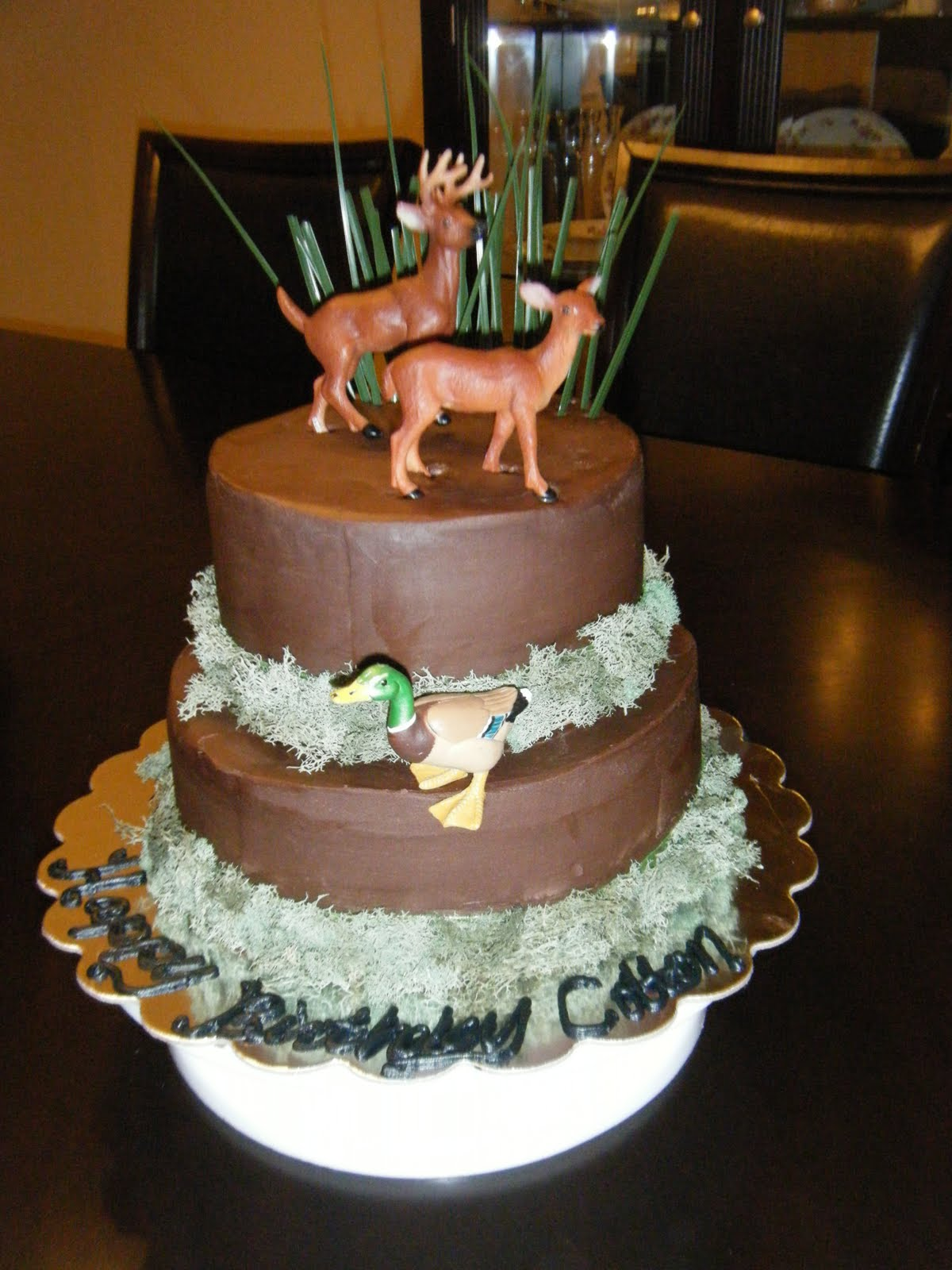 Jessicas Cakealicious Cakes Deer Hunter