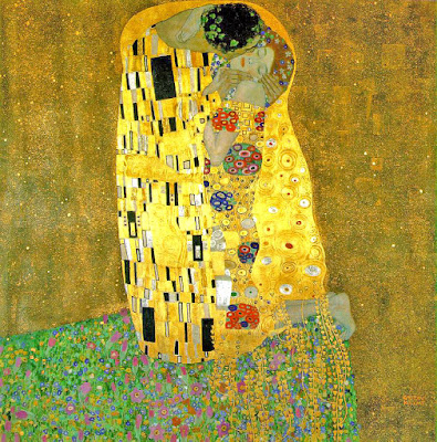 gustav klimt - le baiser - the kiss