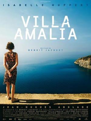 Isabelle Huppert - villa Amalia